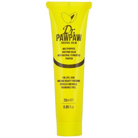 dr pawpaw papya lip balm - multipurpose balm - handbag hero - handbag.com