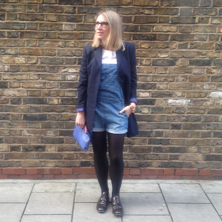 fashion fix - how to wear - tricky trends - difficult trends - three ways to wear dungarees - preppy - smart - kate - handbag.com
