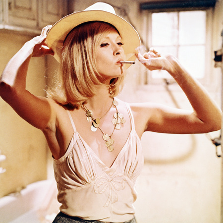 faye dunaway in bonnie and clyde movie - hollywood fashion icon - handbag.com