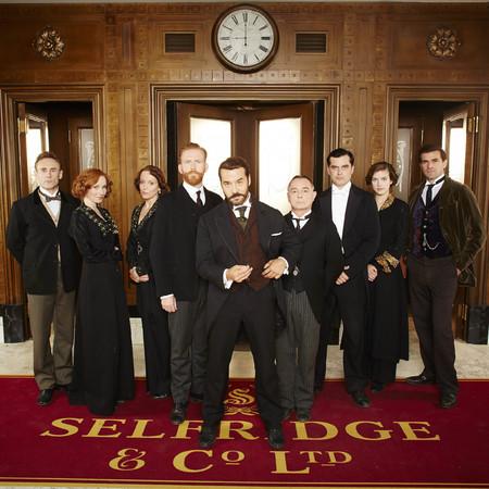 Mr Selfridge agnes towler - shop cast - series 2 - episode one - returns - agnes and victor - handbag.com