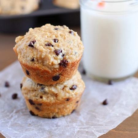 Quinoa chocolate chip muffins - 5 of the best health quinoa recipes- handbag.com