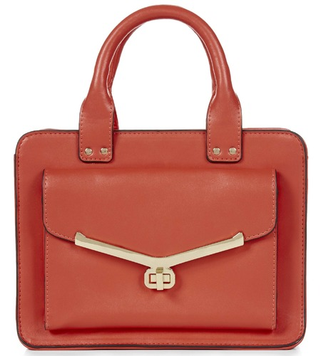 red purse handbag - primark spring summer 2014 - highstreet handbag trends - handbag.com