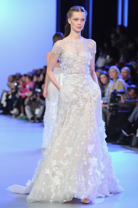 Fashion Show Dress Wedding Designer wedding dress ideas