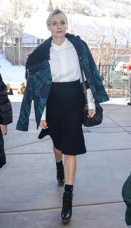 Diane Kruger, Sundance Film Festival, January 2014