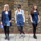 Fashion Trial: How to wear dungarees
