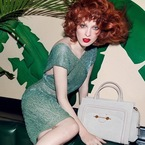 Karen Elson presents the Jason Wu Daphne bag