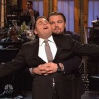 Leonardo DiCaprio and Jonah Hill - the ultimate bromance?