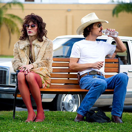 DALLAS-BUYERS-CLUB - jared leto and matthew mcconaughey - rayon and ron - handbag.com