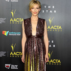 Cate Blanchett on how to nail metallics