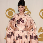 Let's talk about Katy Perry's curtain dress