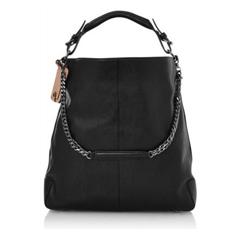 next handbags - black slouch handbag - spring summer bags - handbag.com