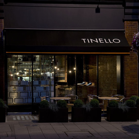 Tinello restaurant review - London restaurant review - Italian restaurant review - exterior - eating out - restaurant ideas - reviews - handbag.com
