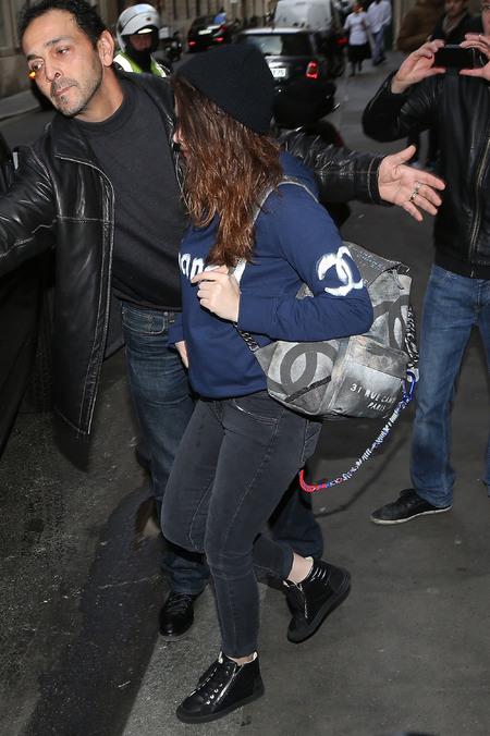 Kristen Stewart's Chanel