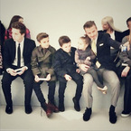 The Beckhams are still too cute