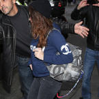 Kristen Stewart, are you carrying TWO Chanel bags?