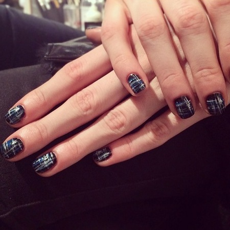 Nail trends at New York Fashion Week AW14