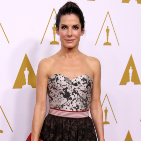Sandra Bullock: Haemorrhoid cream