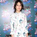 Alexa Chung is a secret fashion journalist