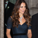 Is Liz Hurley stealing Kate Middleton's style?