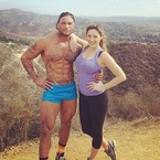 Meet Kelly Brook's boyfriend David McIntosh
