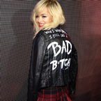 Rita Ora gets poetic on the frow at NYFW