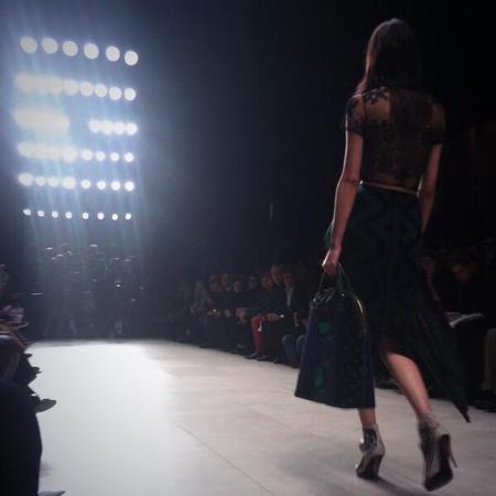Burberry Bloomsbury Bag - London Fashion Week - designer handbag - handbag news - shopping news - handbag.com