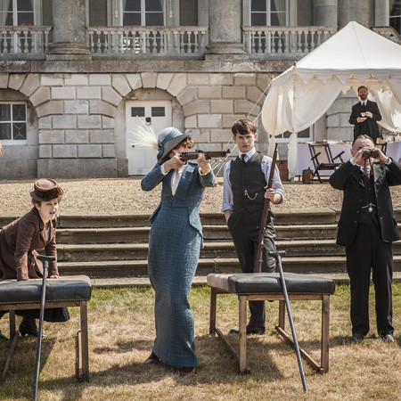 MR_SELFRIDGE_SERIES_2_EP5_07 - rifle training mrs selfridge - gordon - in henri a spy.com