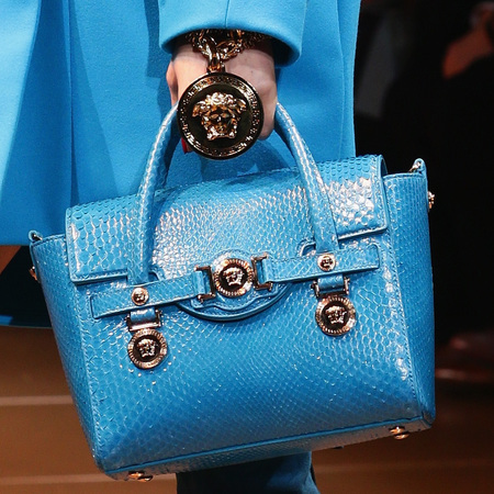 Designer handbag trends at Milan Fashion Week Autumn/Winter 2014