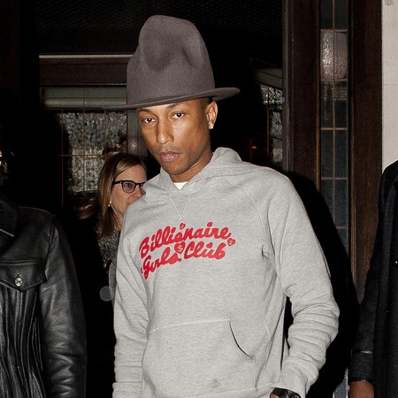 Pharrell Williams - hat - when has he worn it - if it could speak - london - handbag.com