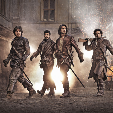 the musketeers spoilers - bbc - tom burke interview - handbag.com