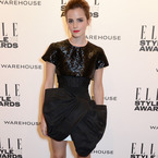 Who was best dressed at the Elle Style Awards?