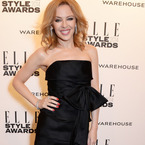 Kylie Minogue proves the power of a LBD