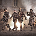 Tom Burke spills The Musketeers spoilers