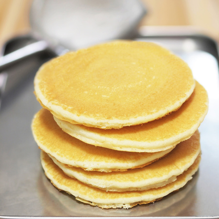 Dukan Diet Attack Phase Meal Plan - breakfast Dukan - oat pancakes recipe - Dukan recipe - diet plan - handbag.com