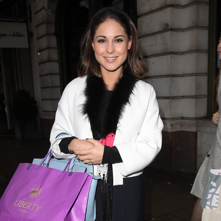 Louise Thompson - made in chelsea - glamour - fashion lessons - handbag.com