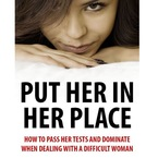 'Put her in her place' book is the worst