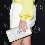Kate Hudson we want your alien clutch bag
