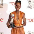 Lupita Nyong'o, we want that dress