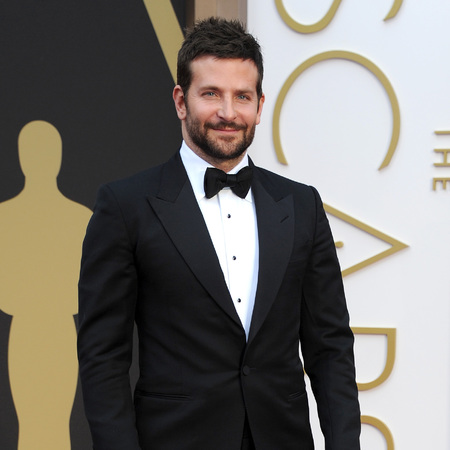 Bradley Cooper at the Oscars 2014 - red carpet fashion - men at the Oscars 2014 - Oscars beauty - celebrity news - handbag.com
