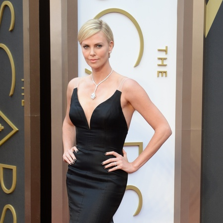 Charlize Theron - Oscars 2014 red carpet fashion - celebrity fashion - red carpet dresses - fashion news - handbag.com