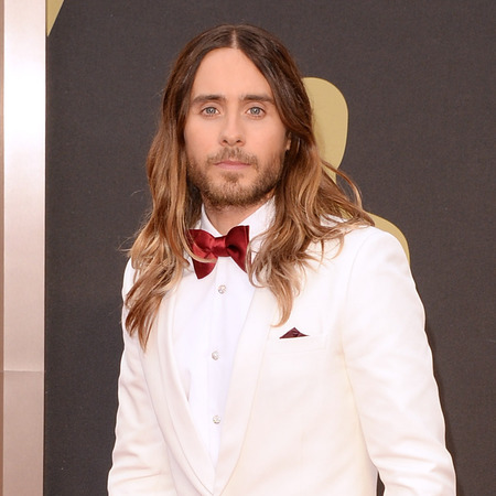 Jared Leto hair Oscars 2014 - red carpet fashion - men at the Oscars 2014 - Oscars beauty - celebrity news - handbag.com
