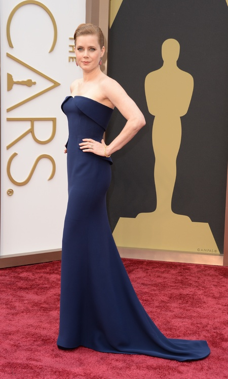 Best Oscars 2014 red carpet dresses