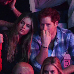Cressida Bonas and Prince Harry - first public outing - we day charity event - marry - married - propose - handbag.com