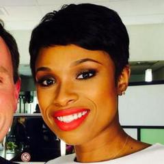 jennifer hudson - to thin - weight loss - jonathan ross - red lipstick - handbag.com
