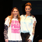 Katie Price defends Page Three, 'lesbians love it'