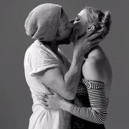 Viral video of strangers kissing for the first time - first kiss - viral video - beautiful film - watch film - handbag.com