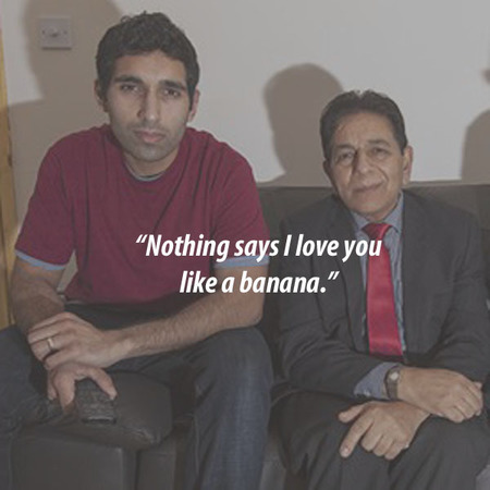 Gogglebox - best and funniest quotes - the siddiqui family - handbag.com