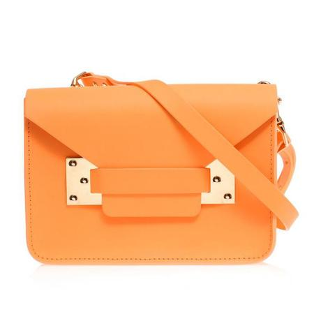 Spring accessorises to update your wardrobe - Sophie Hulme handbag - fashion update - shopping buys - handbag.com