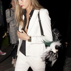 Is Cara quitting modelling for acting?