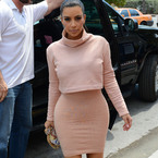 Kim Kardashian's Bridget Jones moment